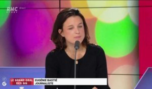 Le Grand Oral de Eugénie Bastié, journaliste - 24/10