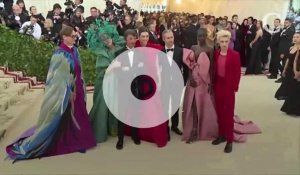 PHOTOS. Isabelle Huppert, Anne Hathaway, Liv Tyler... les people font sensation au défilé Givenchy
