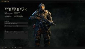 Call of Duty Black Ops IIII : Escarmouche avec Firebreak
