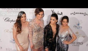 Eva Longoria, Dita Von Teese at Global Gift Gala 2013 in Cannes with Hofit Golan | FashionTV