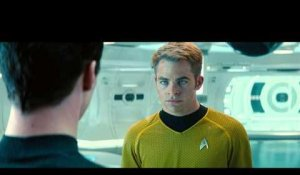 STAR TREK INTO DARKNESS -- confrontation entre Kirk et John Harrison VF