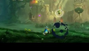 Rayman Legends - Gameplay #3 - Demo walkthrough E3 2012