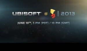 E3 2013 - Ubisoft Media Briefing