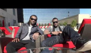 P-Square loves TRACE Urban