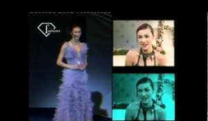 Fashiontv | MODELS TALK - ROSEMARY VANDERBROUCKE - HONG KONG FASHION WEE | fashiontv - FTV.com