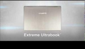 "GIGABYTE 14"" Ultrabook™ U24T - Exceed The Limits ????"