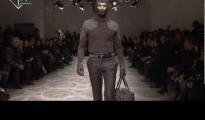 fashiontv | FTV.com - MILAN MEN F/W 2010-11-  ALEXANDER MC QUEEN FASHION CLIP