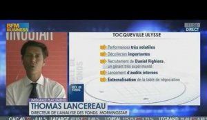 Le fonds Tocqueville Finance controversé : Thomas Lancereau dans Intégrale Placements - 23/08