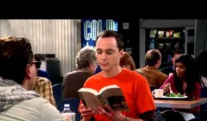 The Big Bang Theory S07E04 Promo - La Minimisation des Aventuriers