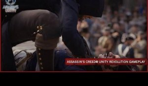 Assassin's Creed Unity Revolution Gameplay Trailer [PL]