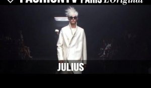 JULIUS Men Spring/Summer 2015 | Paris Men's Fashion Week | FashionTV