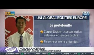 Uni-Global Equities Europe: Qu'est-ce que c'est ?: Thomas Lancereau, dans Intégrale Placements – 16/07