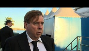 Cannes:Timothy Spall, prix d'interprétation masculine (réaction)
