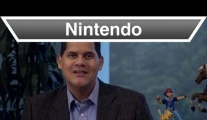 E3 Message from Reggie Fils-Aime