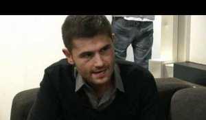 Interview exclusif de Christophe Beaugrand. Visionnez