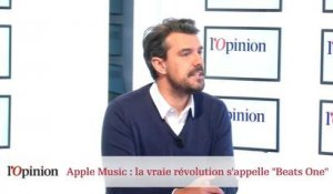 Apple Music : la vraie révolution s'appelle Beats One