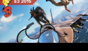 Just Cause 3 - Séquences de gameplay explosives (E3 2015)
