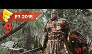 For Honor - Bande-annonce (E3 2015)