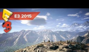 Tom Clancy's Ghost Recon Wildlands - Bande-annonce (E3 2015)