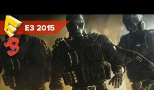 Tom Clancy's Rainbow Six Siege - Bande-annonce (E3 2015)