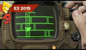 Fallout 4 - Extrait de gameplay #3 (E3 2015)
