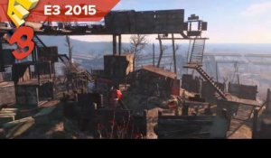 Fallout 4 - Extrait de gameplay #4 (E3 2015)