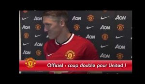 Mercato : coup double pour Manchester United !