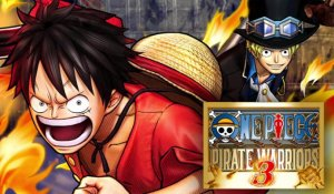 One Piece Pirate Warriors 3 - Bande-annonce