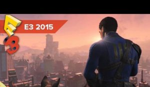 Fallout 4 - Extrait de gameplay #2 (E3 2015)