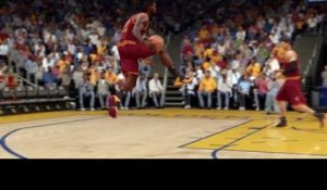 NBA LIVE 16 - Official E3 Gameplay Trailer