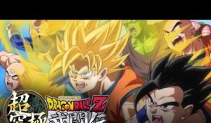 Dragon Ball Z : Extreme Butôden - Bande-annonce (Japan Expo)