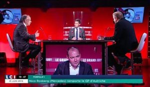 Le Débrief du grand Jury avec Laurent Berger