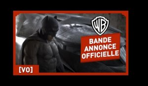Batman V Superman : L'Aube de la Justice - Bande Annonce Officielle Comic Con 2015 (VO)