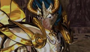 Saint Seiya Soldiers' Soul - Shura vs. Shiryu
