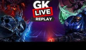Heroes of the Storm - GK Live