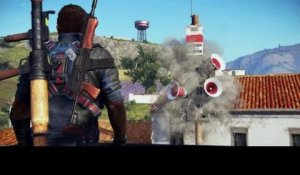 Just Cause 3 - Gameplay E3