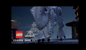 LEGO Jurassic World Game - Welcome to LEGO Jurassic World Trailer