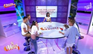 Quand Capucine Anav part vomir - ZAPPING PEOPLE DU 02/07/2015