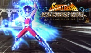 Saint Seiya Soldiers' Soul - Bande-annonce (Japan Expo)
