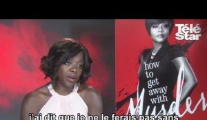 Murder : l'interview de Viola Davis