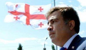"""Résultat de recherche d'images pour """"Glucksmann est conseiller du président Mikheïl Saakachvili,"""""""
