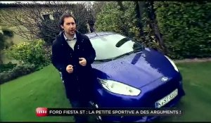 Essai : Ford Fiesta ST (Emission Turbo du 21/04/2013)