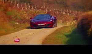 Essai : McLaren MP4-12C Spider (Emission Turbo du 10/03/2013)