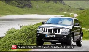Essai Jeep Compass et Jeep Grand Cherokee (Emission Turbo du 03/07/2011)
