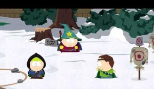 South Park: The Stick of Truth VGX Gameplay [North America]