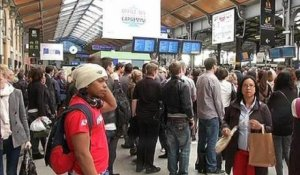 Agression en gare Saint-Lazare: les précisions d'un responsable syndical - 22/01