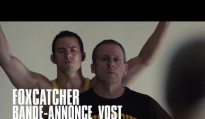 Foxcatcher - bande-annonce VOST