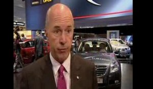 Opel Insignia : interview de Carl Peter Forster PDG de GM Europe