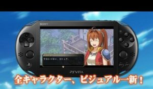The Legend of Heroes : Trails in the Sky Evolution - Promotion Video