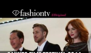 Christina Hendricks, Ryan Gosling at the Cannes Premieres of Coming Home & Lost River | FashionTV